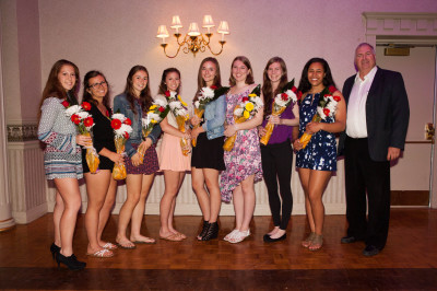 MVC 18U Team Graduates for the 2015-2016 Season