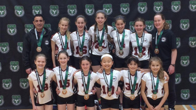 MVU 12U Captures Bronze at OUA Provincials (Division 1 Tier 1)