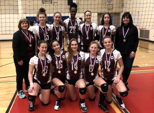 MVC 15U Columbia Earns Silver at Markham Youth 16U Invitational