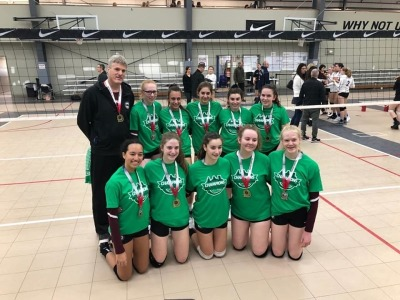 15U Vesuvius Win Gold in Buffalo Tournament